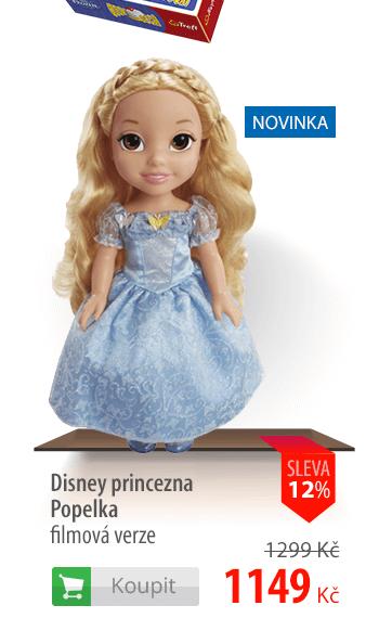Disney princezna Popelka filmová verze