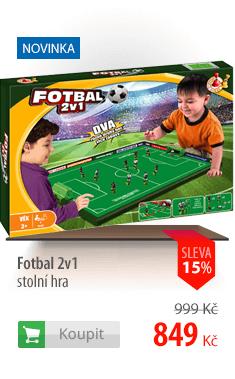 Fotbal 2v1 stolní hra