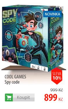 Cool Games Spy code