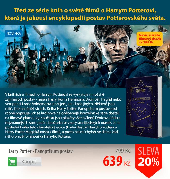 Harry Potter - Panoptikum postav