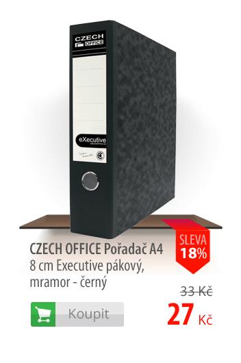Czech Office Pořadač A4