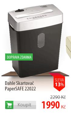 Dahle skartovač PaperSAFE 22022