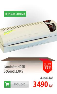 Laminátor DSB SoGood 230 S