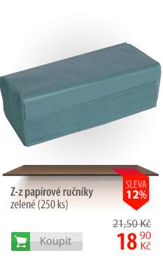 Z-z papírové ručníky