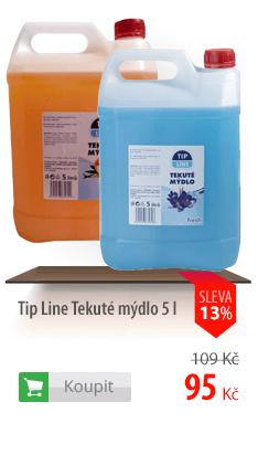 Tip Line tekuté mýdlo