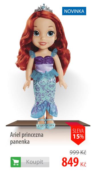 Ariel princezna panenka