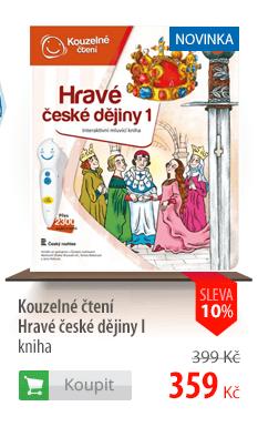 Kouzelné čtení Hravé české dějiny