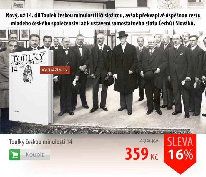 Toulky českou minulostí 14
