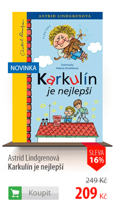Astrid Lindgrenová: Karkulín je nejlepší