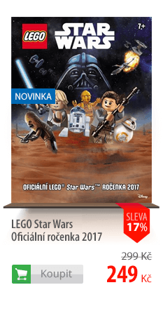 LEGO Star Wars Oficiální ročenka 2017