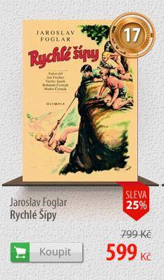 Jaroslav Foglar: Rychlé šípy