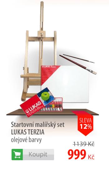 Startovní malířská sada Lukas Terzia