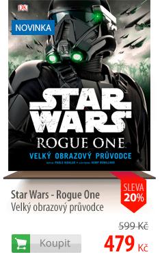Star Wars Rogue One obrazový průvodce