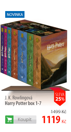 Harry Potter 1-7 knihy