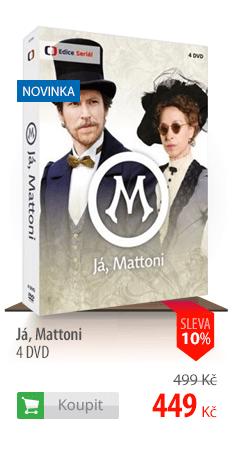 Já, Mattoni DVD