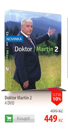 Doktor Martin 2 DVD