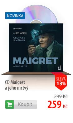 Maigret a jeho mrtvý audiokniha
