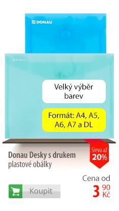 Donau desky s drukem