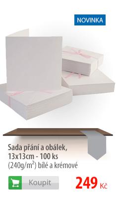 Přání a obálky