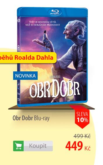Blu-ray Obr Dobr