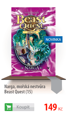 Marga, mořská nestvůra Beast Quest