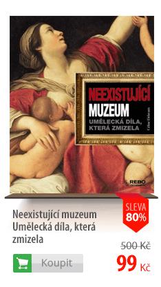 Neexistující muzeum Umělecká díla, která zmizela