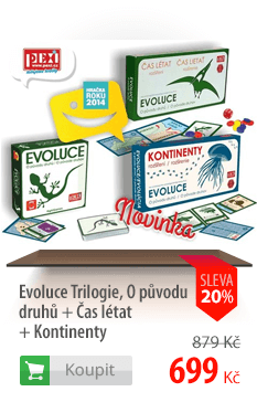 Evoluce trilogie