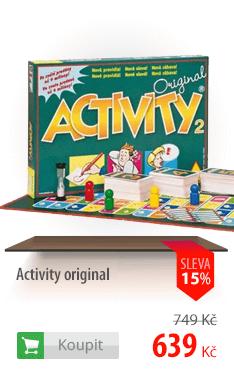 Activity Original hra