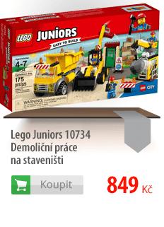 LEGO Juniors Demoliční práce