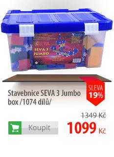Stavebnice SEVA 3 Jumbo box