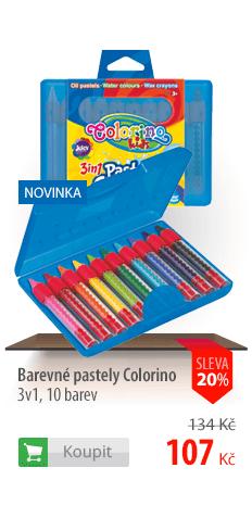 Barevné pastely Colorino