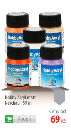 Hobby Acryl matt Nerchau