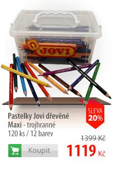 Pastelky JOVI Maxi