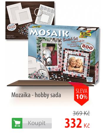 Mozaika hobby sada