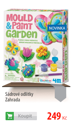 Sádrové odlitky Zahrada