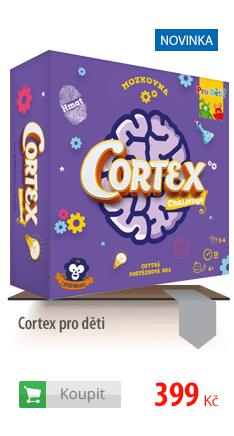 Cortex hra pro děti