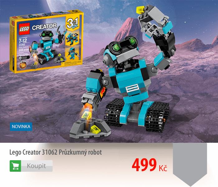 LEGO Creator Průzkumný robot
