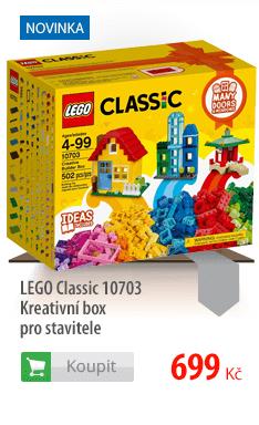 LEGO Classic kreativní box pro stavitele