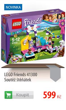 LEGO Friends Soutěž štěňátek