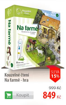Kouzelné čtení Na farmě