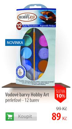 Vodové barvy Hobby Art