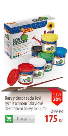 Barvy decor sada Jovi