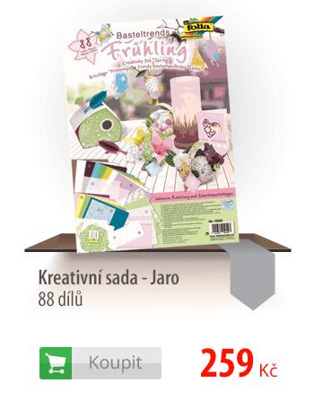 Kreativní sada Jaro