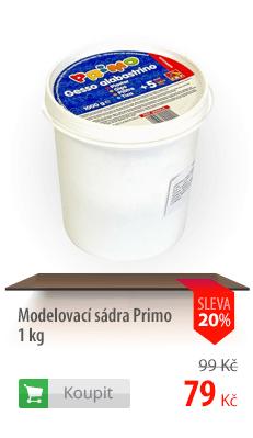Modelovací sádra Primo