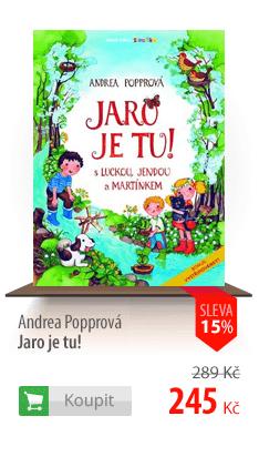 Jaro je tu! kniha