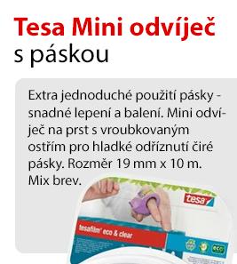 Tesa mini odvíječ s páskou