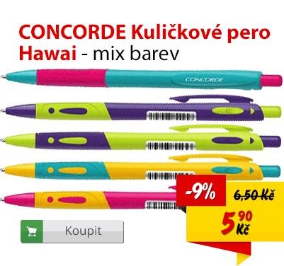 Concorde kuličkové pero Hawai