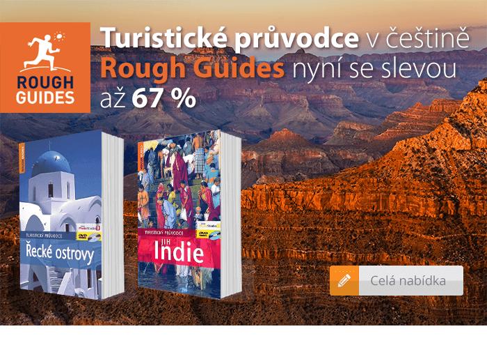 Turistické průvodce Rough Guides