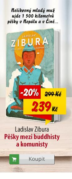 Pěšky mezi buddhisty a komunisty kniha