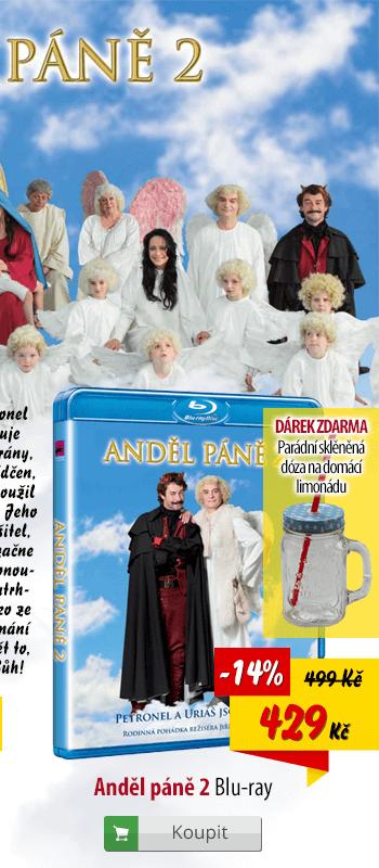Blu-ray Anděl páně 2